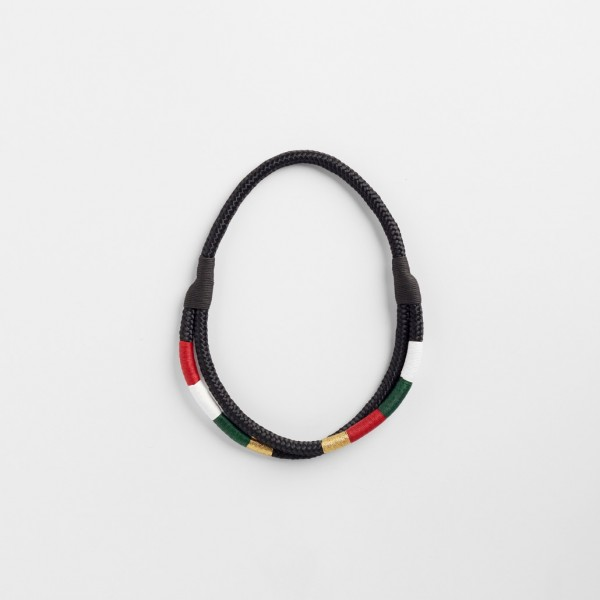 Double Ndebele Necklace - Plain - South Africa