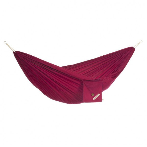 Travel Hammock CAMINO M granate - India