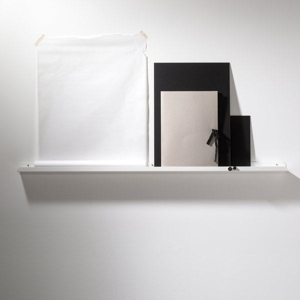 Wall shelf Solid 04 white - Germany