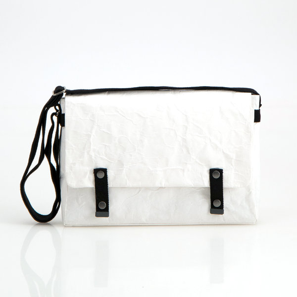 White Paper Messenger Bag - South Africa