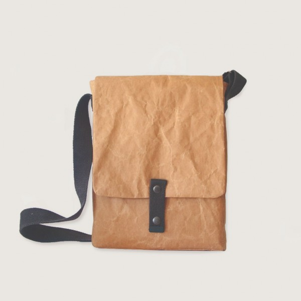 Natural Paper & Cotton Sling Bag - South Africa