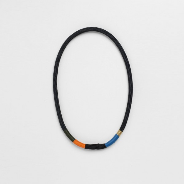 Thin Ndebele Necklace - South Africa