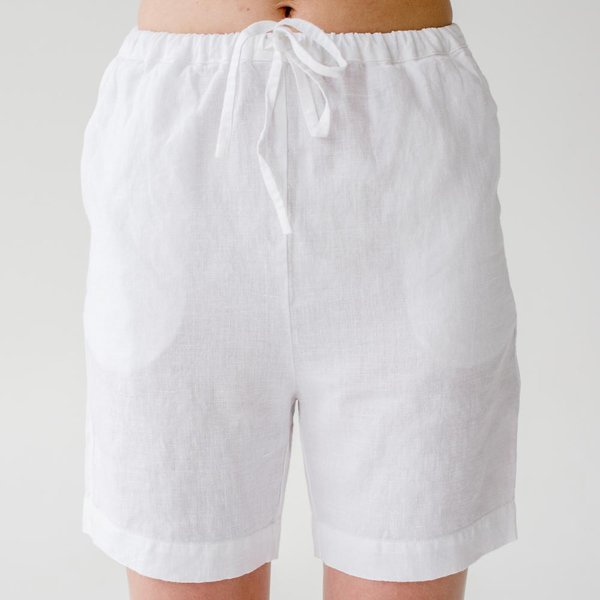White Clover Pyjama Shorts - Lithuania