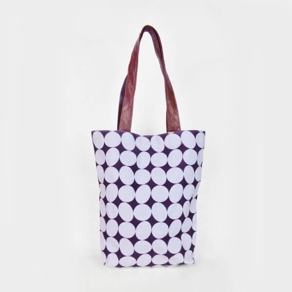 Haastika Sustainable Canvas Tote Bag - India